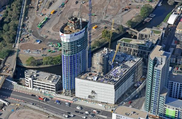 Halo Tower Stratford Addingtons Formwork